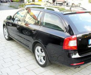 Skoda Octavia Sport Edition photo 3
