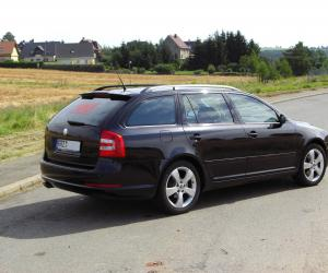 Skoda Octavia Sport Edition photo 6