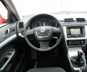 Skoda Octavia Sport Edition photo 7