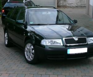 Skoda Octavia Style photo 1