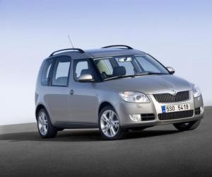 Skoda Roomster 1.9 TDI photo 1