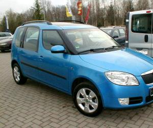 Skoda Roomster 1.9 TDI photo 3