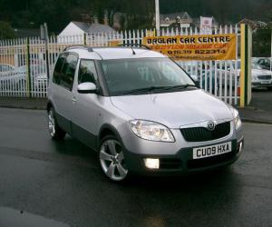 Skoda Roomster 1.9 TDI photo 11