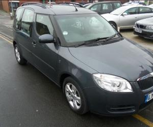Skoda Roomster 1.9 TDI photo 13