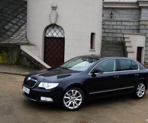Skoda Superb 2.0 TDI photo 1