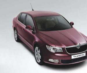 Skoda Superb 2.0 TDI image #3