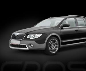 Skoda Superb Combi Outdoor image #7