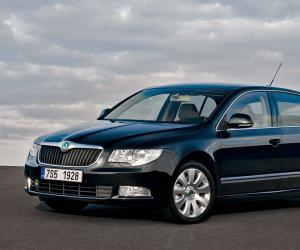 Skoda Superb Exclusive image #7