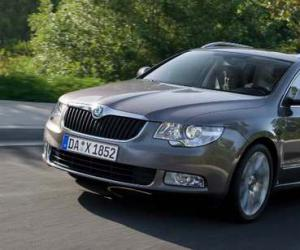 Skoda Superb Exclusive image #10