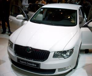 Skoda Superb Exclusive image #12