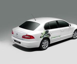 Skoda Superb Greenline image #5