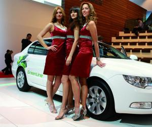 Skoda Superb Greenline image #7