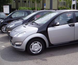 Smart forfour photo 1