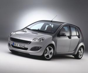 Smart forfour photo 2