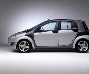Smart forfour photo 3