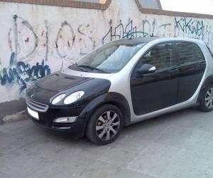 Smart forfour photo 4