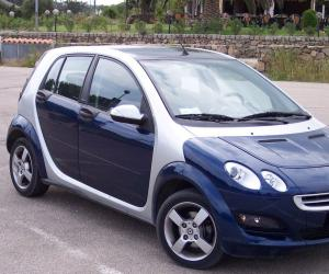 Smart forfour photo 6