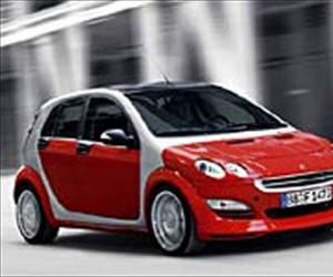 Smart forfour photo 10