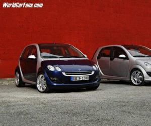 Smart forfour BRABUS SBR photo 2
