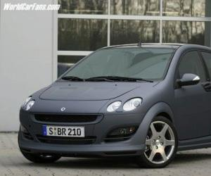 Smart forfour BRABUS SBR photo 3