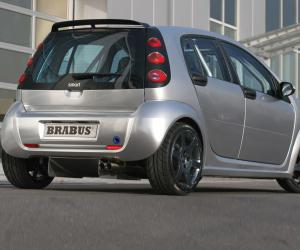 Smart forfour BRABUS SBR photo 5