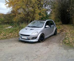 Smart forfour BRABUS SBR photo 6