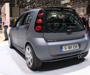 Smart forfour BRABUS SBR photo 7