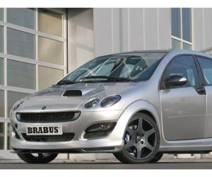 Smart forfour BRABUS SBR photo 9