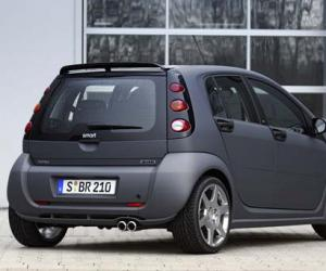 Smart forfour BRABUS SBR photo 11