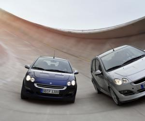 Smart forfour BRABUS SBR photo 16
