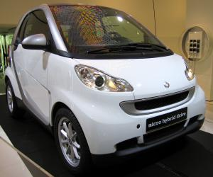 Smart fortwo photo 12