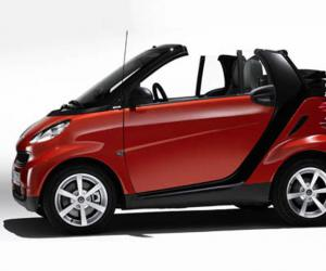 Smart fortwo Cabrio edition red photo 3