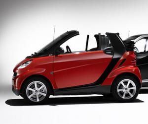 Smart fortwo Cabrio edition red photo 6
