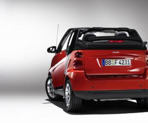 Smart fortwo Cabrio edition red photo 7