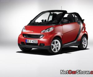 Smart fortwo Cabrio edition red photo 9