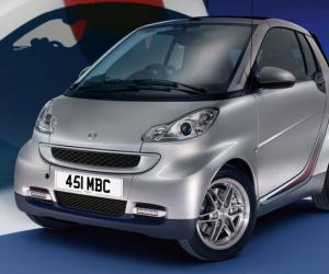 Smart fortwo Cabrio edition red photo 14