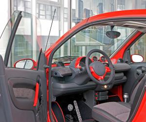 Smart fortwo edition red photo 2