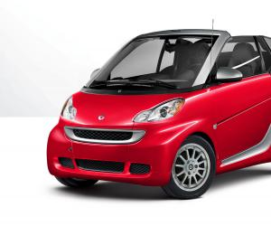 Smart fortwo edition red photo 3