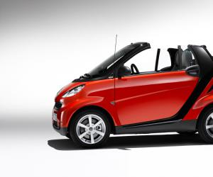 Smart fortwo edition red photo 4