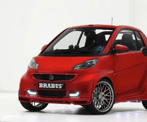 Smart fortwo edition red photo 5
