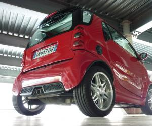 Smart fortwo edition red photo 6