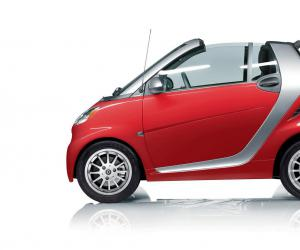 Smart fortwo edition red photo 7