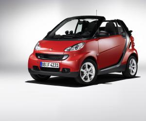 Smart fortwo edition red photo 8
