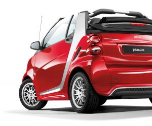 Smart fortwo edition red photo 9