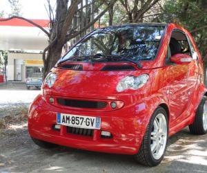 Smart fortwo edition red photo 13