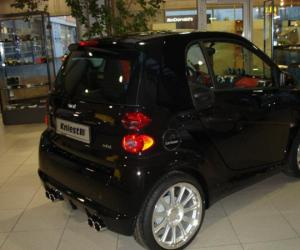 Smart fortwo mhd image #14
