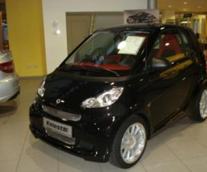 Smart fortwo mhd image #16