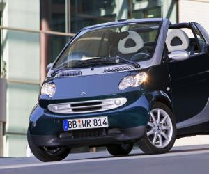 Smart fortwo sunray photo 3