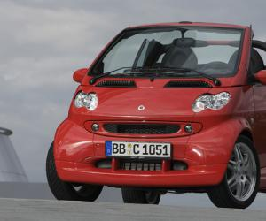 Smart fortwo sunray photo 9
