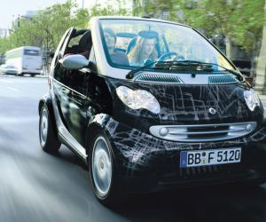 Smart fortwo sunray photo 10
